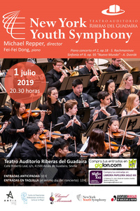 New York Youth Symphony en Alcalá